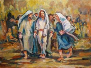 Lucas 9, 51-56